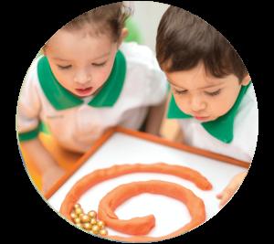Niños espiral