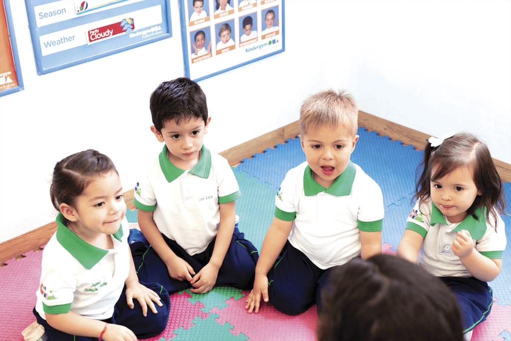 Preescolar 2 | Kindergym