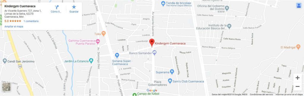 Kindergym | Cuernavaca
