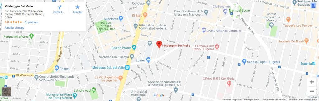 Kindergym | Del Valle