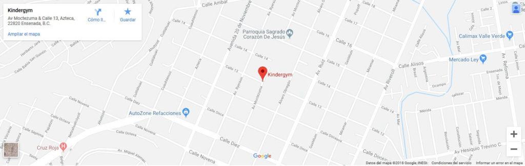Kindergym | Ensenada