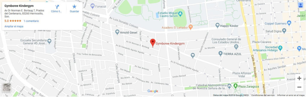 Kindergym | Hermosillo