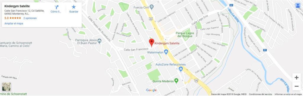 Kindergym | Monterrey Satélite