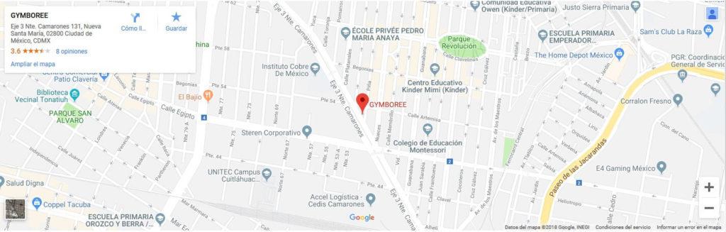 Kindergym | Nueva Santa María