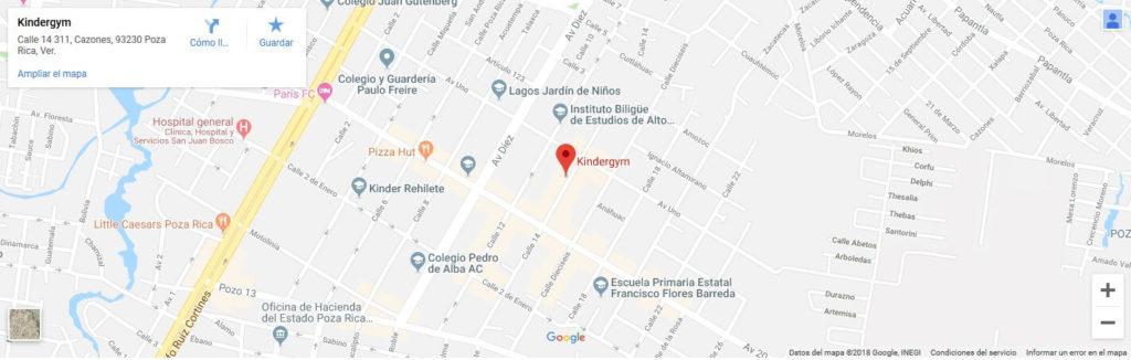 Kindergym | Poza Rica