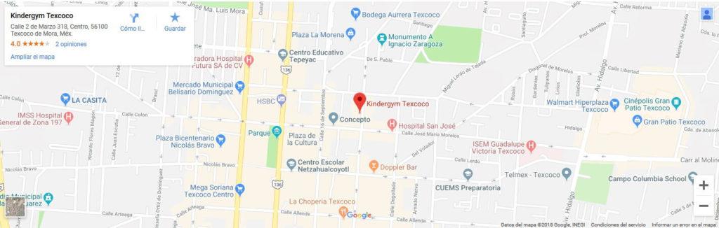 Kindergym | Texcoco